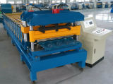 Стальное Tile Roof Roll Forming Machine с Hydraulic Press Die