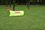 Acampamento ao ar livre inflável do saco de sono do lugar frequentado inflável rápido inflável da base de ar do sofá do lugar frequentado
