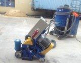 Máquina del chorreo con granalla del suelo