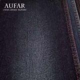 Prodotto d'abbigliamento intessuto tessuto del cotone della saia del tessuto del denim di 802 stirate per l'indumento