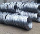 Fil d'acier galvanisé par rive en acier de barre de fer d'acier inoxydable