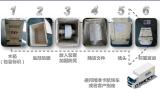 ISO9001/Ce/SGS Herumdrehenlaufwerk angewendet im flachen einzelnen Wellen-Gleichlauf-System