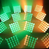 pista móvil de la viga de la matriz de 25PCS 10W para la luz del disco (ICON-M065)