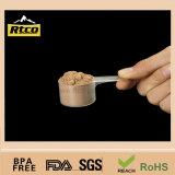 RoHS Passed 지구 Friendly Plastic Folding Spoon 18cc