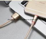 LED iPhone를 위한 가벼운 표시기 책임과 Sync USB 호흡하는 TPE 케이블
