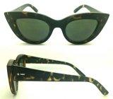 نمو بلاستيكيّة نساء نظّارات شمس مع [كت-] شكل
