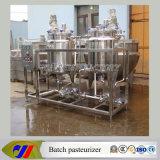 200L Milk Breakfast Maker/ Milk Batch Pasteurizer
