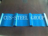 Feuille ondulée de toiture en métal du toit Tile/PPGI de Colorbond