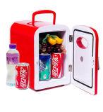 Mini refrigerador portátil 4liter, DC12V, AC100-240V com função refrigerando e de aquecimento