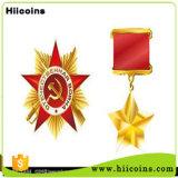 De Aanpassing van het Ontwerp van de Medaille van het metaal, de Directe Verkoop van de Fabriek