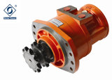 Rexroth MCR05 Motor hidráulico de la rueda Torque bajo de la velocidad baja con el freno, control dual de la velocidad