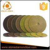 Diamant-Fußboden-nasse trockene abschleifende Polierauflagen für Granit-Marmor