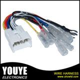 Harness de cableado automotor de la radio de coche