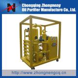 Hohes Vakuumtransformator-Öl-Filtration-Pflanze mit leistungsfähigem Vakuumentwurf