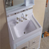 Side Cabinet를 가진 Comepetitive Price PVC Wall Mounted Bathroom Vanity