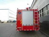 Isuzu 6X4 12cbm Foam Fire Rescue Truck