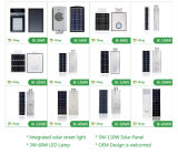 Modulo Design 40W 50W 60W Solar Street Light con MPPT Function