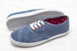 2016 ботинок женщин вулканизированных холстиной (RF16159)