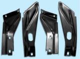 Os suportes feito-à-medida, costume projetaram o carimbo profundamente desenhado do suporte