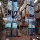 Sistema de aço personalizado do racking da pálete do armazenamento