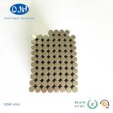 Kleine Platten-permanenter magnetischer materieller Neodym-Eisen-Bor-Magnet