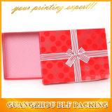 Дешевые малые коробки подарка картона бумаги печатание OEM (BLF-GB009)