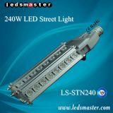 Luz de rua energy-saving do diodo emissor de luz de IP66 240W