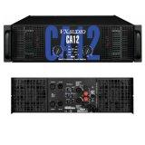 alto Quqlity amplificador de potencia del alto rendimiento de 3u (CA 12)
