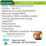 Хлоргидрат прокаина высокой очищенности поставкы HCl /China прокаина