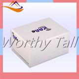 Cartulina que resbala el rectángulo de regalo con el cajón