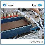 WPC Decking Panel que hace la máquina