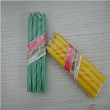 Aoyin 45g White Candle/White Stick Candles/Colorful y White Wax Candle