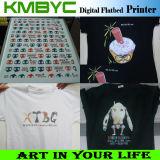 Hohe Größen-Digital-Flachbettdrucker-Shirt-Drucken-Maschine der Auflösung-A3