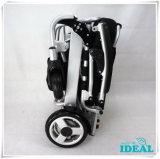 Tiny 5 plegable y portátil Silla de ruedas eléctrica