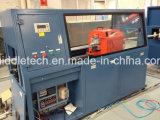 A eletricidade plástica do PVC da máquina da tubulação conduz a linha de produção