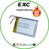 Lithium Polymer 702550 800mAh pour Toy