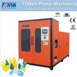 Strangpresßling-Plastikflaschen-durchbrennenmaschine der Tvd-Serien-2L