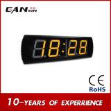 [Ganxin] цифровые часы сигнала тревоги переключателя дистанционного управления индикации СИД 4 дюймов