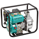 Air-Cooled 4-Stroke Gasoline Water Pump de 2 pouces