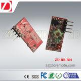 La mejor superregeneración del módulo de receptor del precio 433MHz RF para el dispositivo Zd-Rb-R04 de la automatización
