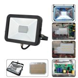 10W 30W 630lm 2200lm Flood Light con CE