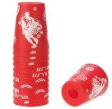 leuchtende Geschwindigkeit 837001-12PCS, die Cup-Ablagefach-pädagogisches Spielzeug stapelt