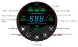Gerador portátil Ew-50bj do concentrador do oxigênio para o uso dos cuidados médicos do agregado familiar dos pacientes