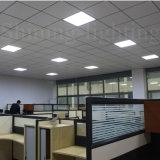 com o diodo emissor de luz interno da iluminação do excitador do diodo emissor de luz a luz de painéis Recessed o tamanho 600X600mm da lâmpada 2700-6000k do teto a forma de Suqare que da fábrica de AC85-265V morre as luzes de painel de alumínio do caso