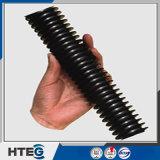 Espiral con aletas tubo economizador