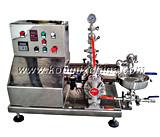 Machine moyenne horizontale de moulin de laboratoire