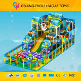 Attrected Design europäisches Standard Kids Indoor Soft Playground für Sale (A-15269)