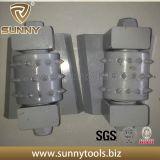 Солнечный инструмент молотка Bush диаманта Франкфурт конкретный меля