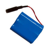 Li-ione di 18650 SANYO Rechargeable Battery 11.1 per RC Helicopter