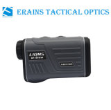 Erains Tac Optics W1000g Handheld Perfeito 6X22 1000m Long Distance Golf Laser Range Finder Range Speed ​​Medição e Golf Lockin